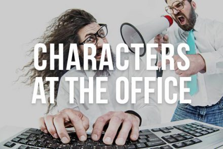 characters at the office