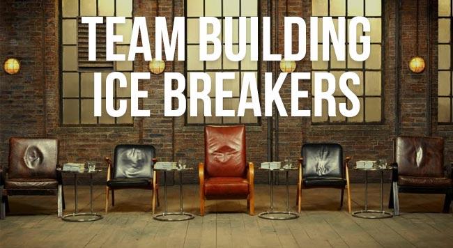 team building ice breakers