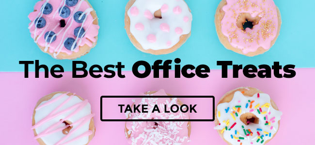 the best office treats