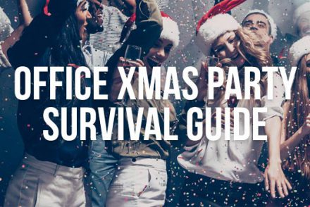 office christmas party survival guide