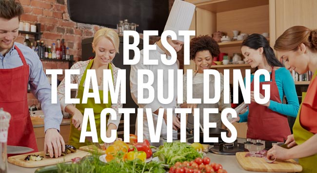 team building activities 2017