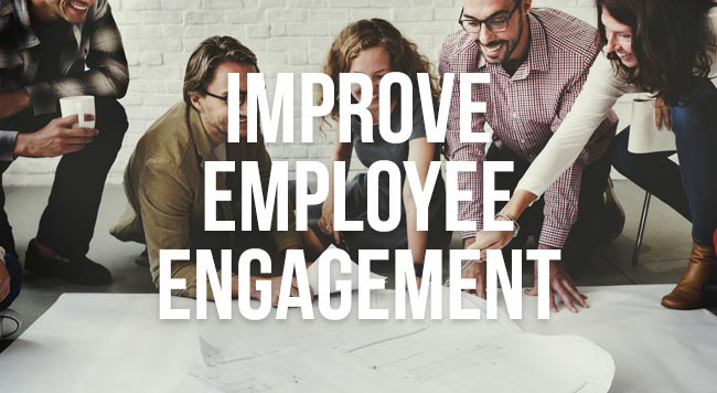 improve employee engagement