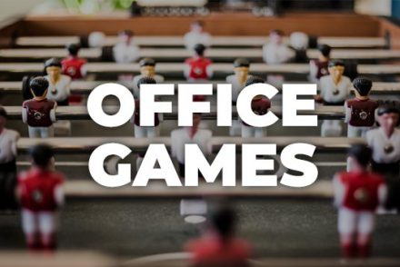 fun office games