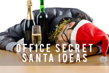 office secret santa ideas