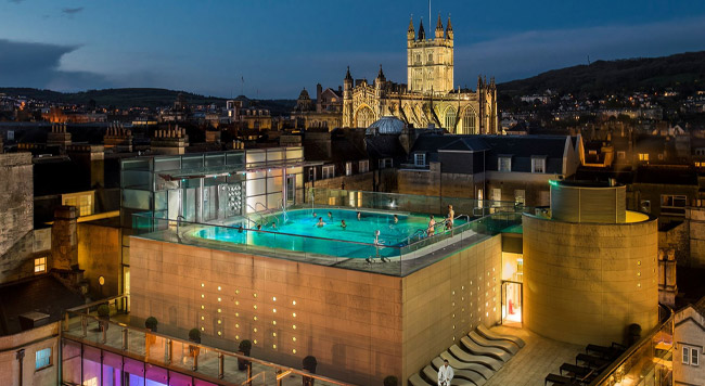 Thermae Bath Spa - Bath