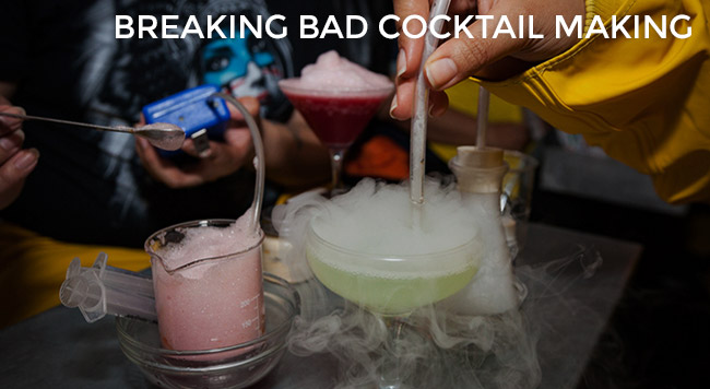 Breaking Bad Cocktails