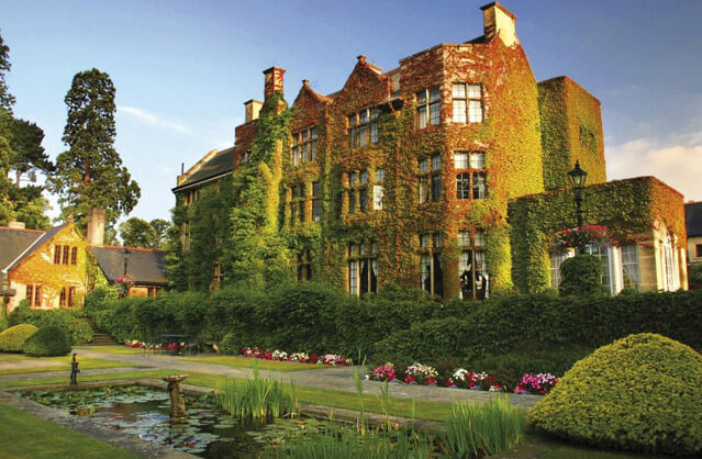 Pennyhill Park Surrey
